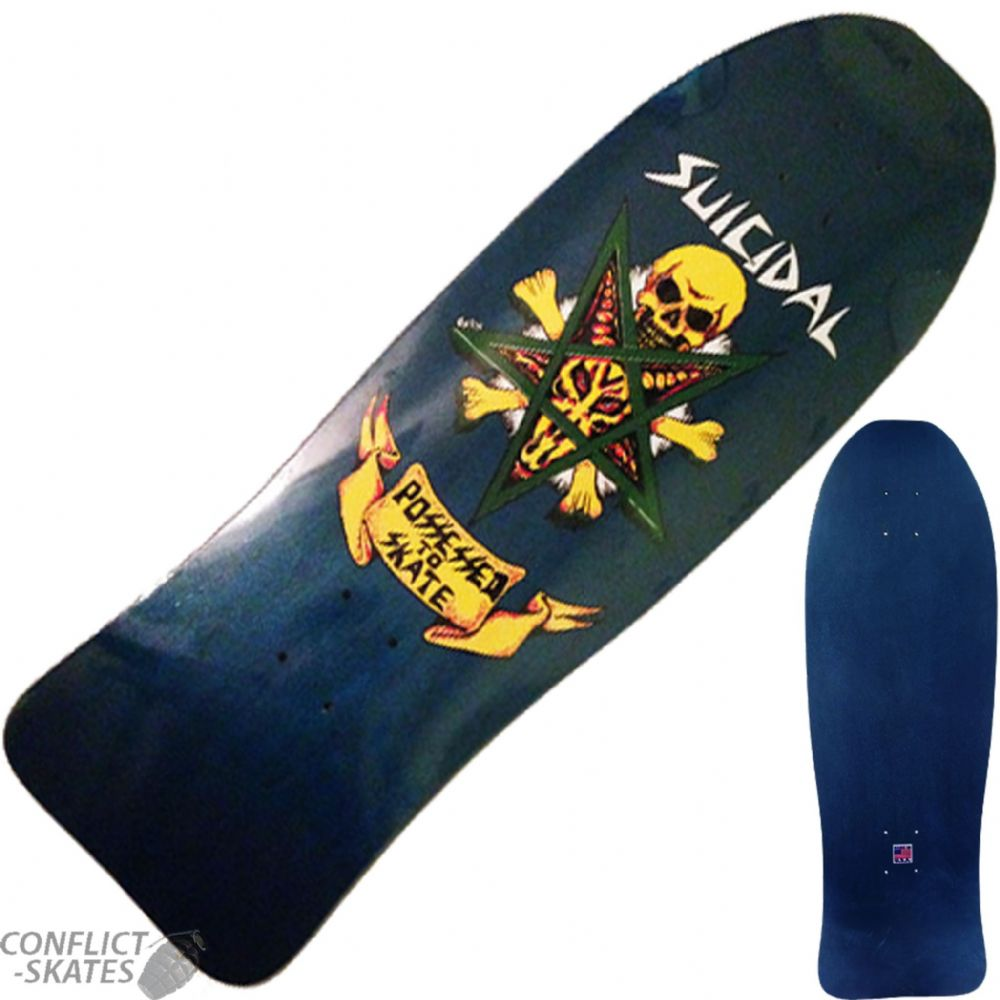 DOGTOWN X SUICIDAL TENDENCIES Possessed To Skate